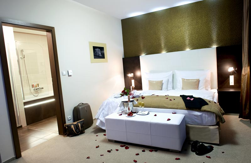 Uvytovanie v Martine, Hotel Turiec