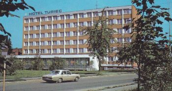 Hotel Turiec Historia (1)